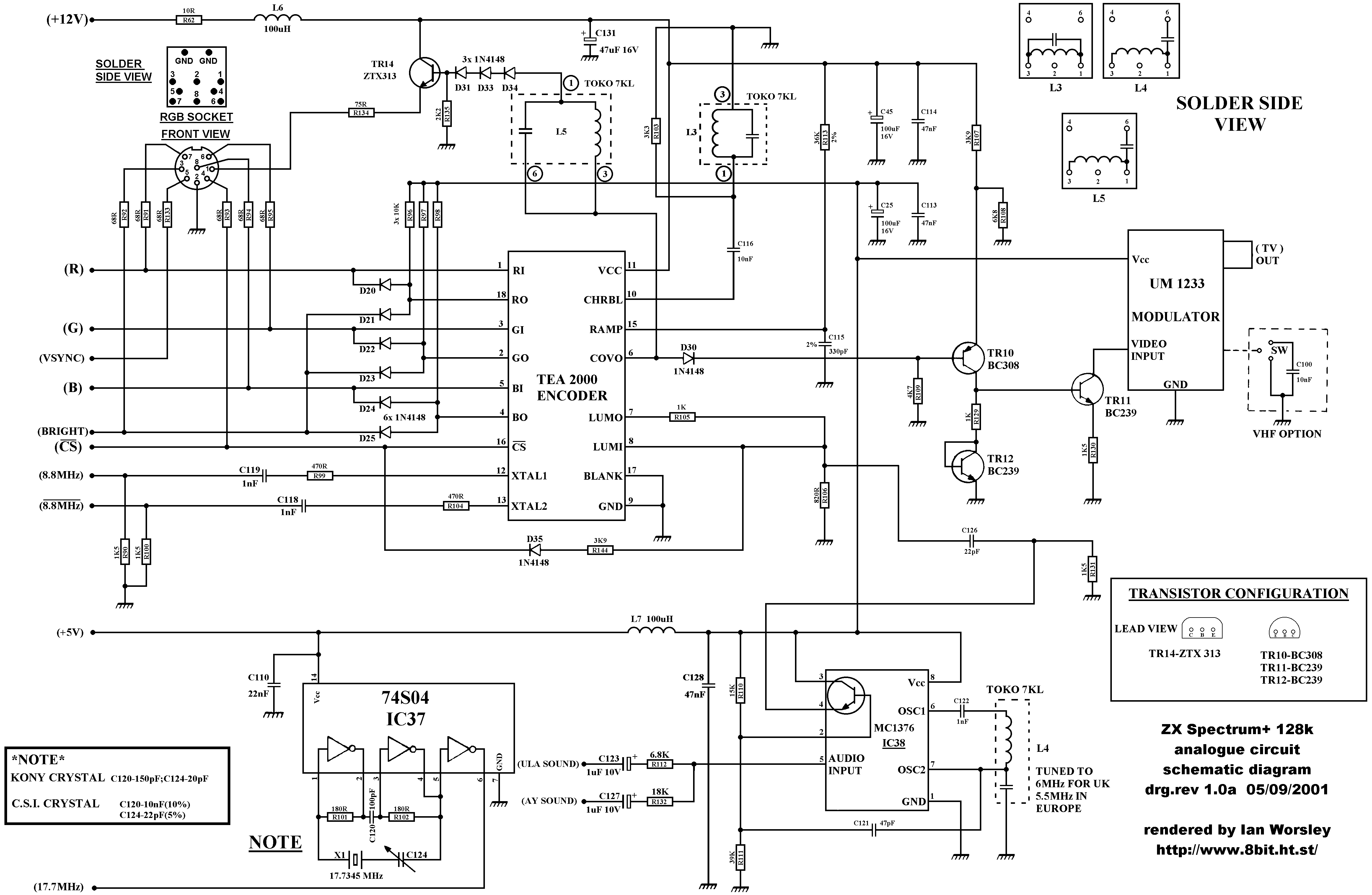 diode schematic diagram